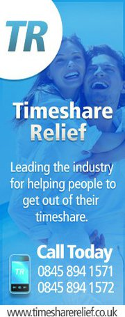 Get rid of your timeshare